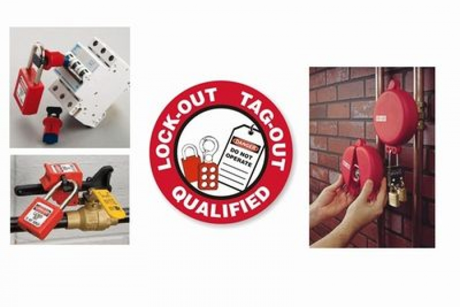 Machinery Safety: Lockout Tagout Procedure