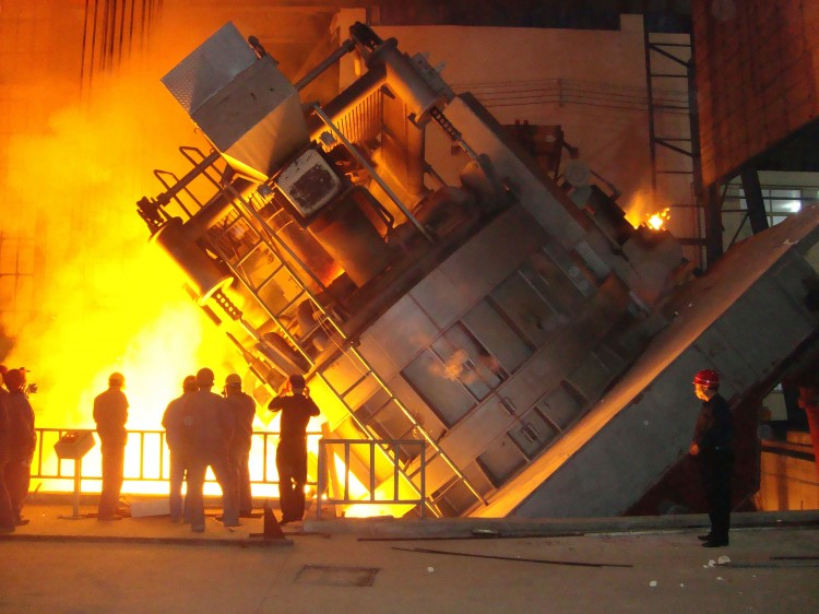 Safety of the Electric Arc Furnace (EAF)