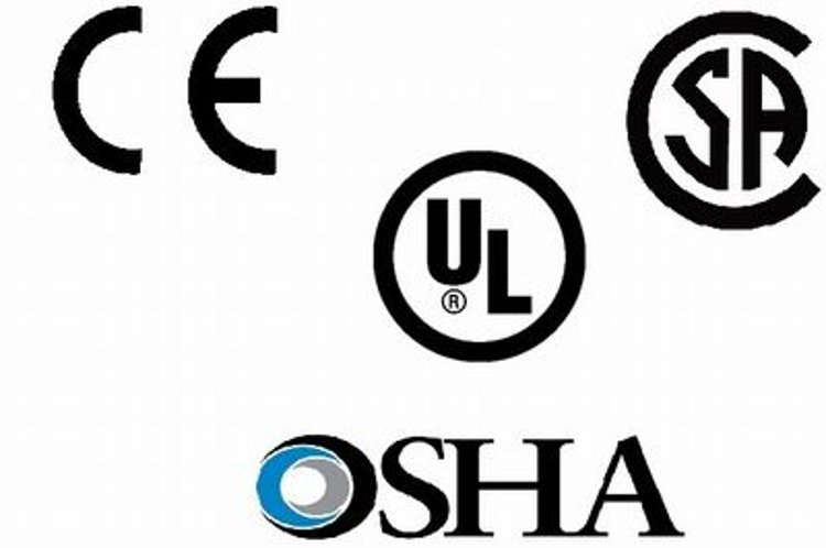 CE Marking of Machineries made in North America