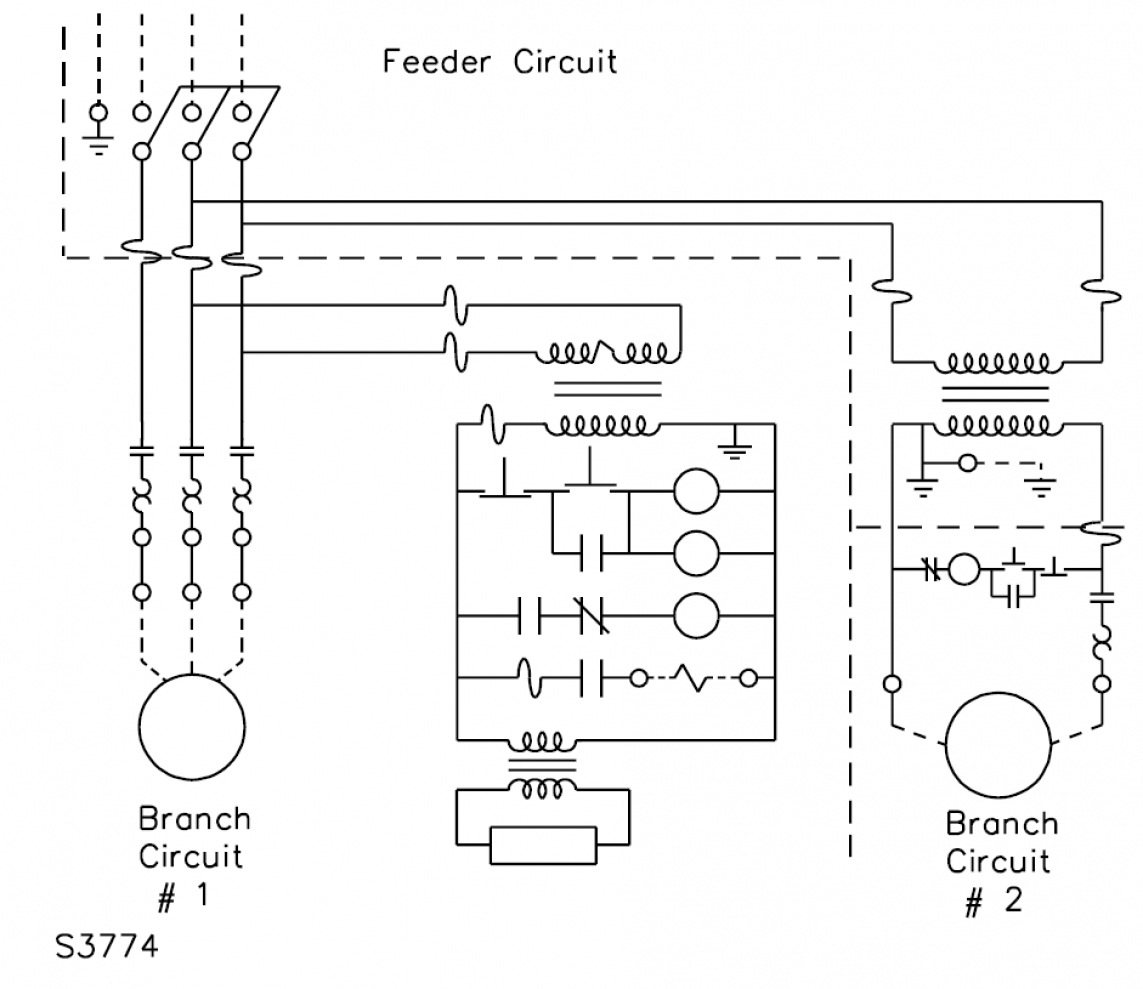 Branch Circuit And Feeder Parallel Ul 508a