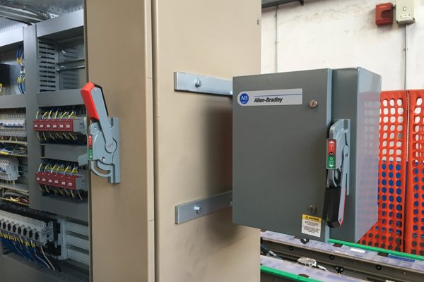Analisi Lockout-Tagout (LOTO)