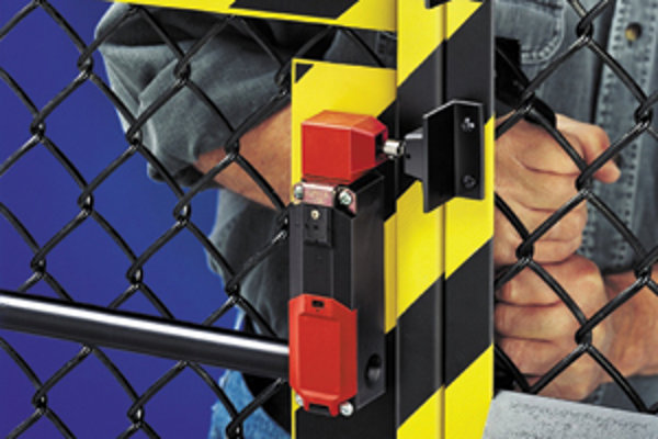 EN ISO 14119: Interlocking device associated with guards