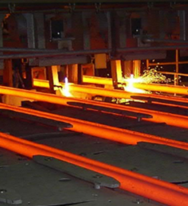 EN 14753:  continuous casting of steel