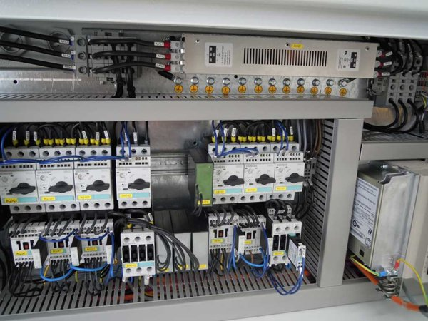 IEC 60204-1: Safety of machinery - Electrical equipment of machines