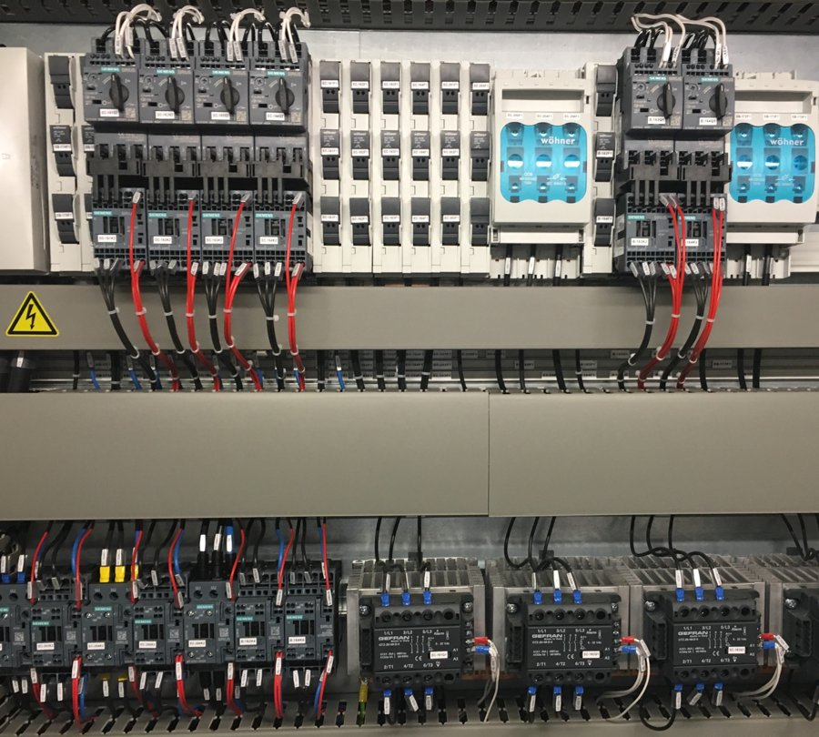 Product Standard for Industrial Control Panels