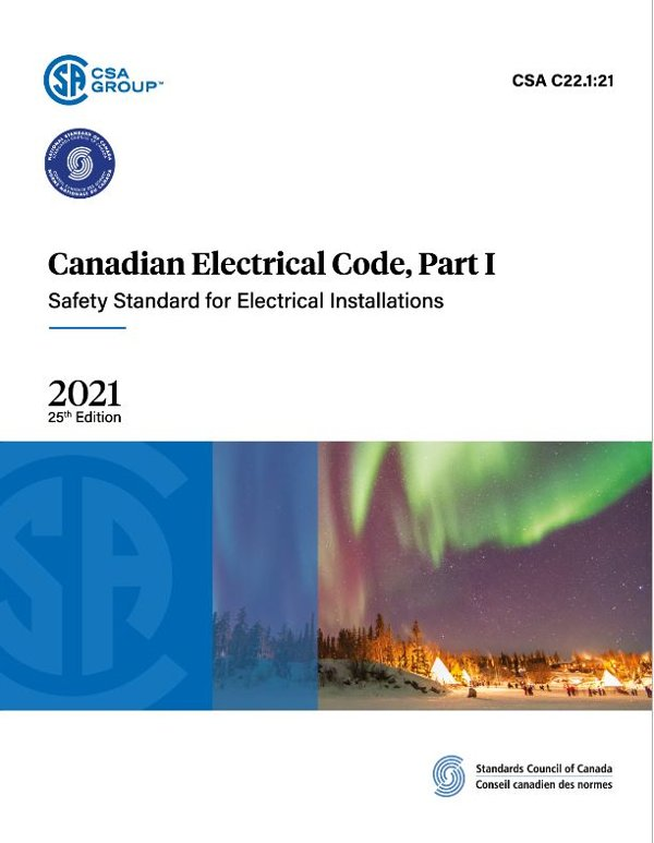 Il Ce Code (Canadian Electrical Code)