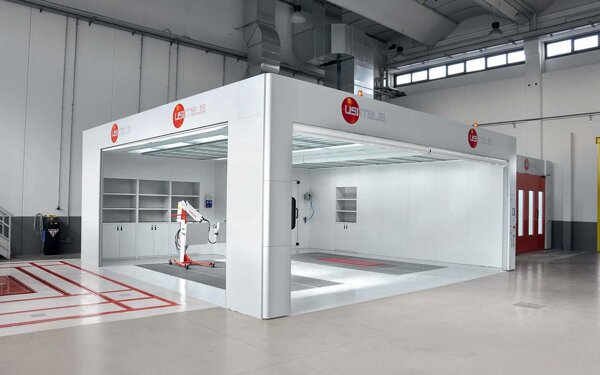 EN 16985: Spray booths for organic coating material – Safety Requirements